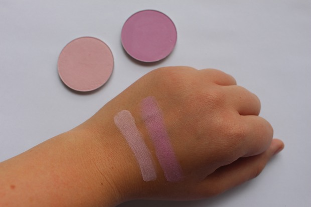 makeup geek blush swatches