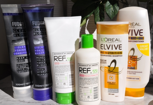 top three shampoo and conditioner sets